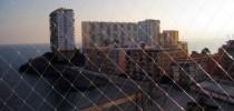 Protección anticaídas para ventanas, balcones, terrazas, piscinas