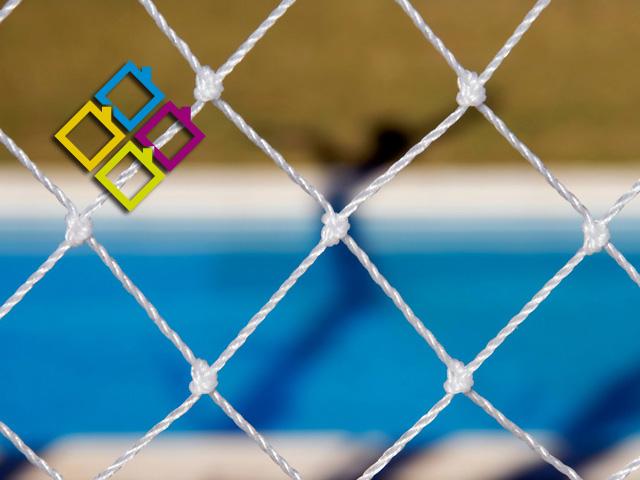 protección para piscinas